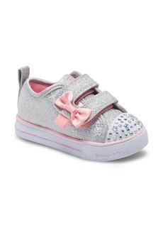 SKECHERS Shuffle Lite Sequins 'N Shine Sneaker (Walker & Toddler)