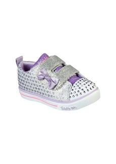 SKECHERS Sparkle Lite Light-Up Sneaker (Walker & Toddler)