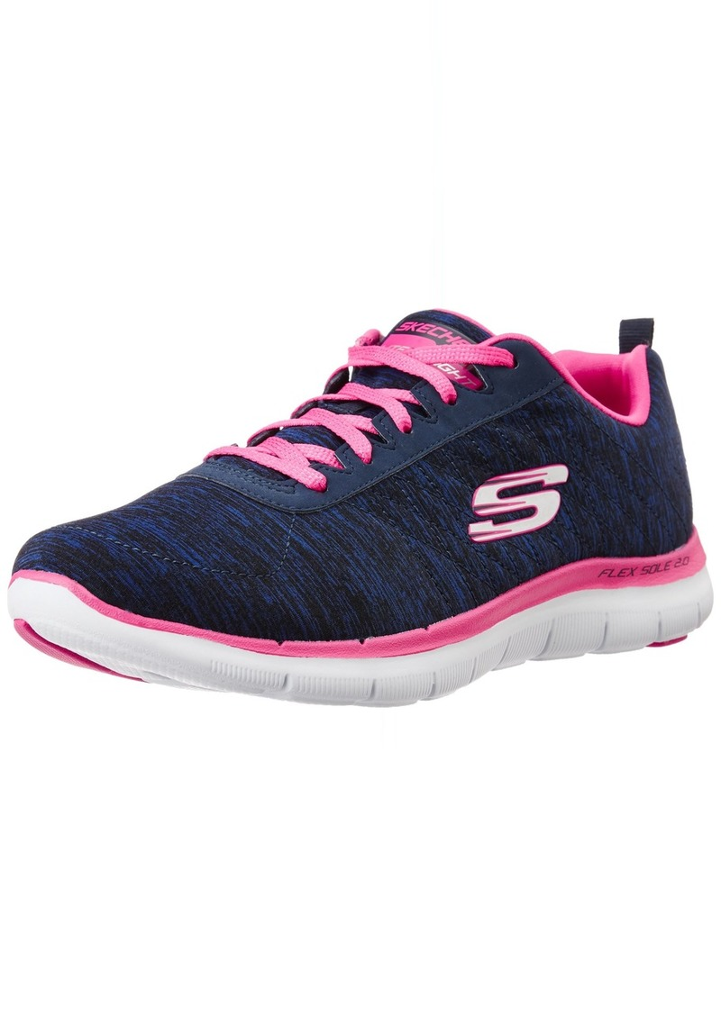 Skechers Sport Women's Flex Appeal 2.0 Fashion Sneaker
