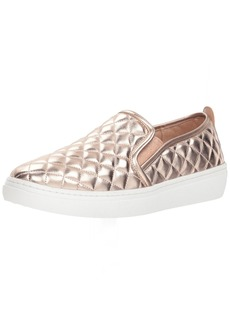 Skechers Street Women's Goldie-Metallic Quilted Sneaker