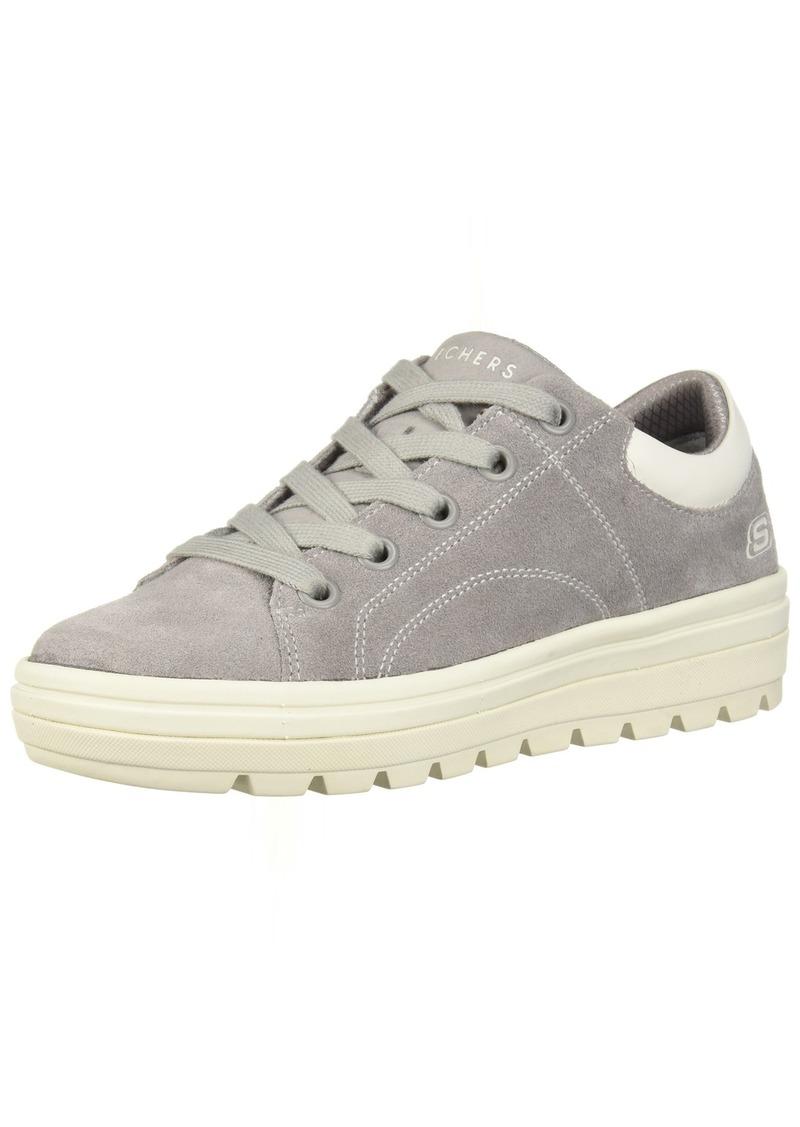 Skechers Street Women's Street Cleat-Back Again Sneaker