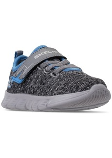 Skechers Toddler Boys' Comfy Flex - Easy Pace Athletic Running Sneakers from Finish Line