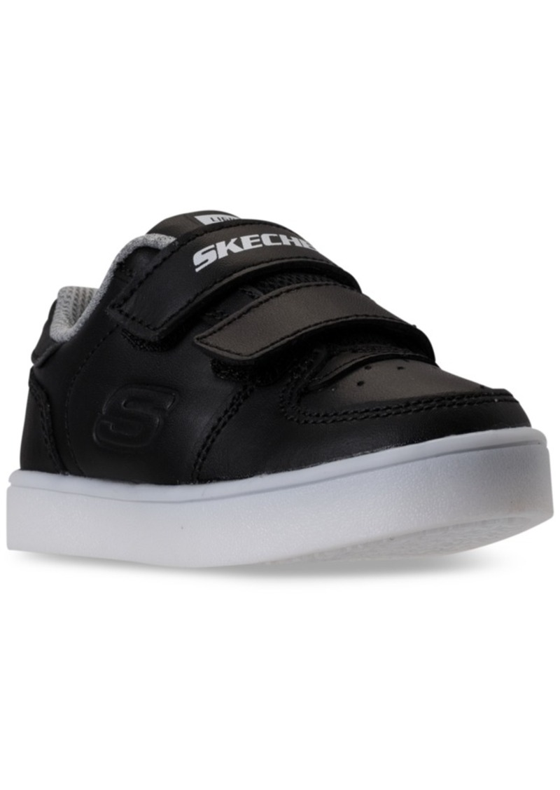 08da92d27cb8 Skechers Toddler Boys  Energy Lights Gusto Casual Sneakers from Finish Line