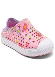 Skechers Toddler Girls' Cali Gear: Guzman Steps - Hello Daisy Water Sneakers from Finish Line