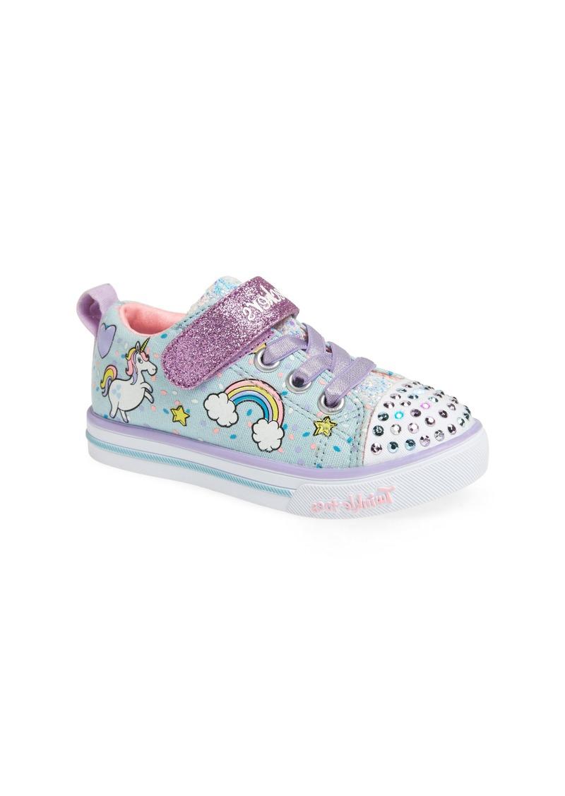 c02a4ffd1745 Skechers SKECHERS Twinkle Toes Unicorn Light-Up Sneaker (Walker ...