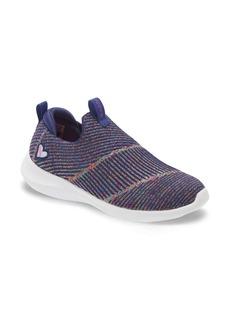 SKECHERS Ultra Flex Glitter Sock Sneaker (Toddler & Little Kid)