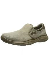 Skechers USA Men's Glides Adamant Slip-On Loafer