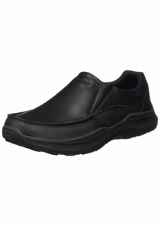 Skechers USA Men's mens Slip on Moccasin   US