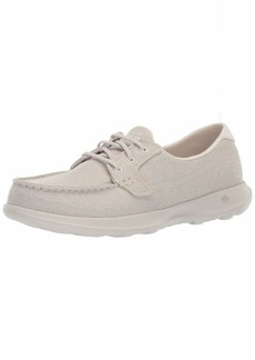Skechers Women GO Walk LITE-Coast Boat Shoe   M US