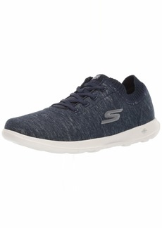 Skechers Women GO Walk LITE-Floret Sneaker   M US