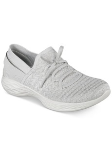 Skechers Women's 4 You Beginning Casual Walking Sneakers from Finish Line from Finish Line
