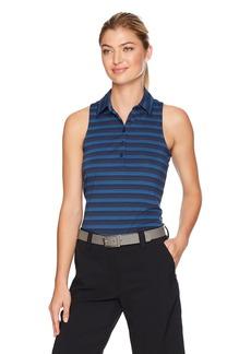 Skechers Women's Approach Stripe Polo  XS