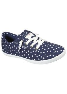 Skechers Women's Bobs B Cute - Dot Dot Dot Slip-On Casual Sneakers from Finish Line