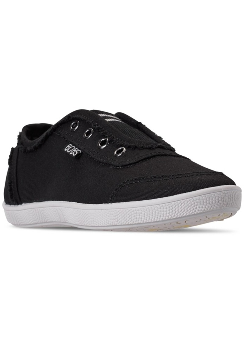 Skechers Women's Bobs-b Cute Gore Slip-On Casual Sneakers from Finish Line