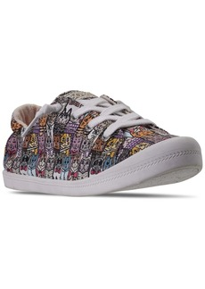 Skechers Women's Bobs Beach Bingo Kitty Cruiser Bobs for Dogs and Cats Casual Sneakers from Finish Line