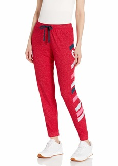 Skechers Women's Bobs for Dogs and Cats Cozy Pull on Jogger Sweat Pant  S
