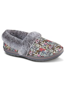 Skechers Women's Bobs for Paws Bobs Too Cozy - Snuggle Rovers Slipper Shoes from Finish Line