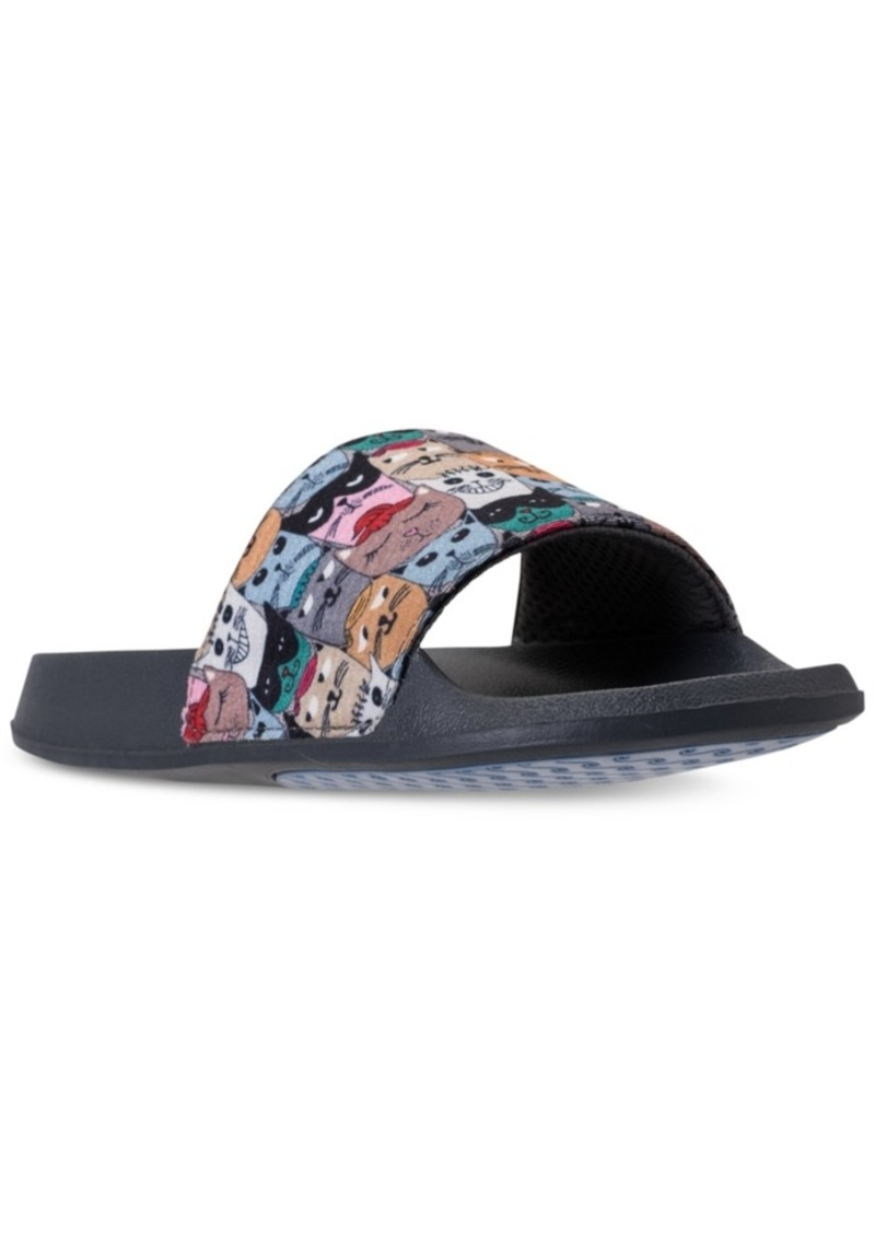 Skechers Women's Bobs Pop-Ups - Scratch Party Bobs for Dogs Slide Sandals from Finish Line
