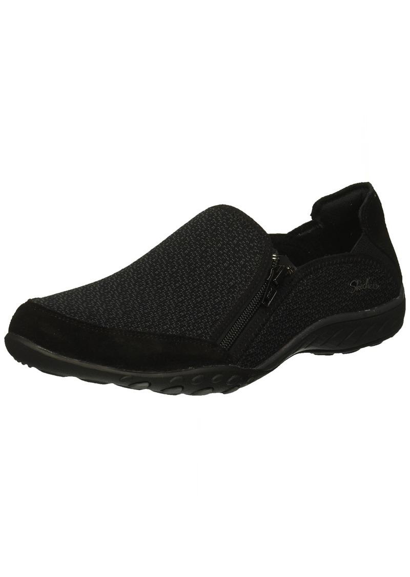 Skechers Women's Breathe-Easy-Quiet-TUDE Sneaker   M US