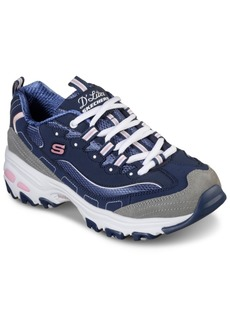 Skechers Women's D'Lites - New Journey Walking Sneakers from Finish Line