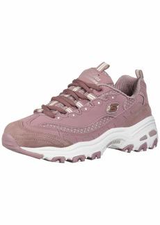 Skechers Women's D'Lites Sneaker   M US