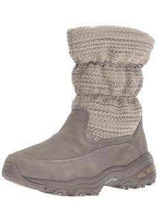 Skechers Women's D'Lites Winter Boot M US