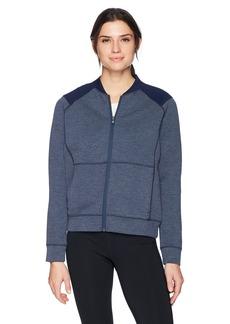 Skechers Women's Downswing Full Zip Bomber Jacket  L