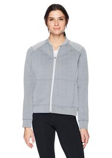 Skechers Women's Downswing Full Zip Bomber Jacket  M