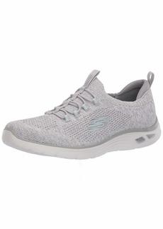 Skechers Women's Empire D'LUX-Sharp WITTED Sneaker   M US