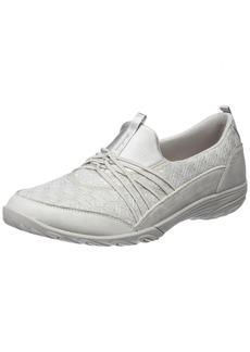 Skechers Women's Empress-Wide-Awake Sneaker NAT  M US