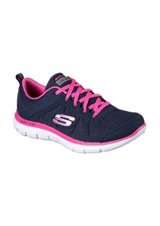 "Skechers® Women's ""Flex Appeal 2.0 Simplistic"" Training Shoes"