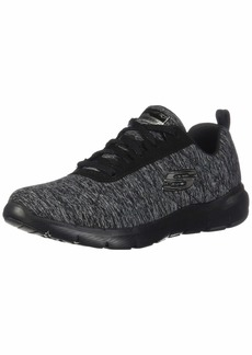 Skechers Women's Flex Appeal 3.0-INSIDERS Sneaker BKCC  M US