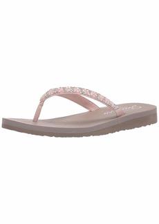 Skechers womens Flip Flop   M US