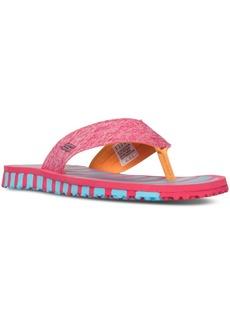 Skechers Women's Go Flex - Vitality Flip Flop Sandals from Finish Line