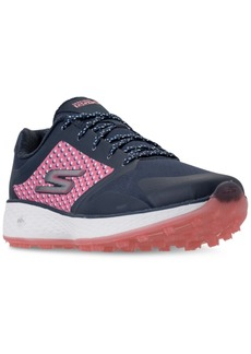 Skechers Women's Go Golf Eagle - Lead Athletic Golf Sneakers from Finish Line
