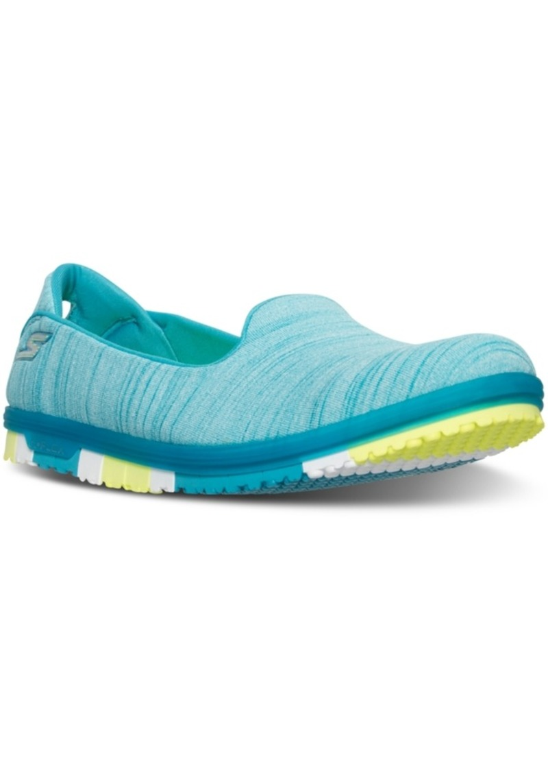 Skechers Women's Go Mini Flex Skimmer Walking Sneakers from Finish Line