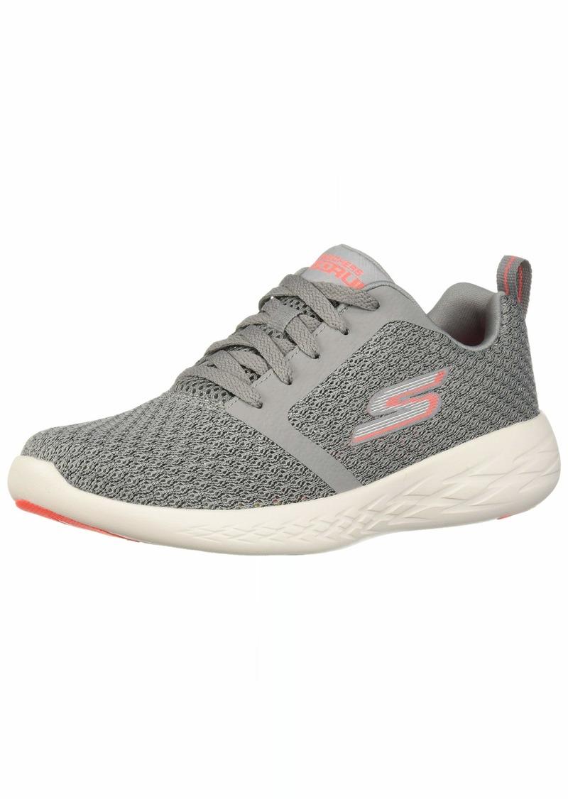 Skechers Women's GO Run 600-CIRCULATE Sneaker   M US