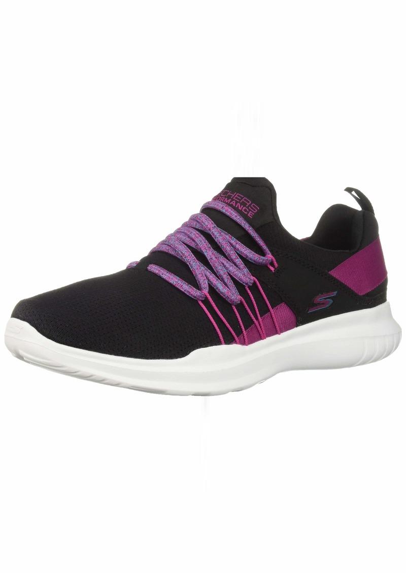Skechers Women's GO Run MOJO-REACTIVATE Sneaker   M US