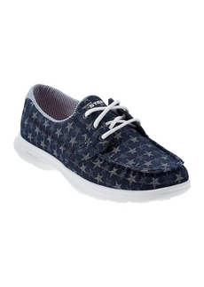 "Skechers® Women's GO STEP ""Liberty"" Boat Shoes"