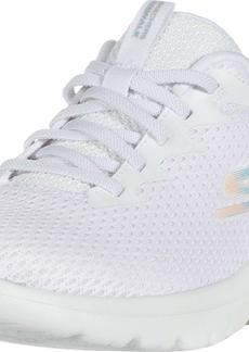 Skechers Women's GO Walk AIR-124074 Sneaker   Medium US