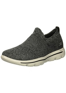 Skechers Women's GO Walk Evolution Ultra 15725 Sneaker Black/Gray  M US