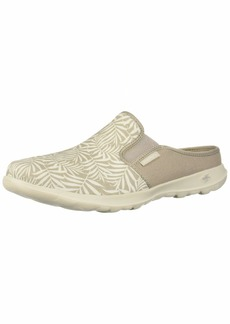 Skechers Women's GO Walk LITE - Sunset Shoe   M US