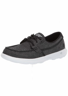 Skechers Women's GO Walk LITE-16422 Boat Shoe   M US