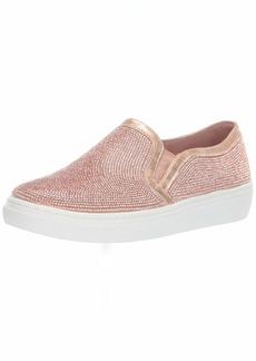 Skechers Women's Goldie-Flashow. Small Tonal Rhinestone Slip on Sneaker