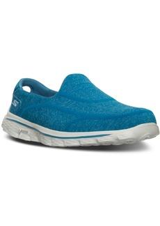Skechers Women's GOwalk 2 - Super Sock 2.0 Walking Sneakers from Finish Line