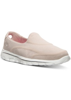Skechers Women's GOwalk 2 Super Sock 2.0 Walking Sneakers from Finish Line