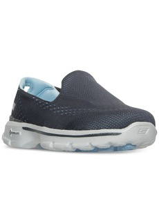 Skechers Women's GOWalk 3 - Dominate Slip-On Walking Sneakers from Finish Line