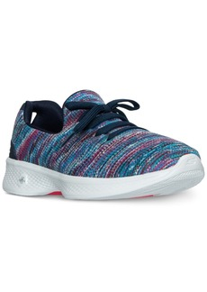 Skechers Women's GOwalk 4 - All Day Comfort Casual Walking Sneakers from Finish Line