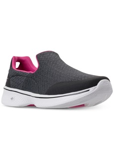 Skechers Women's GOwalk 4 - Diffuse Walking Sneakers from Finish Line
