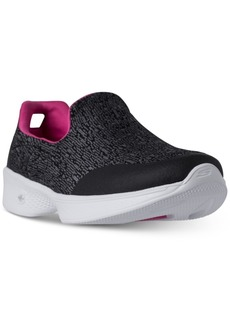 Skechers Women's GOwalk 4 - Exuberance Walking Sneakers from Finish Line